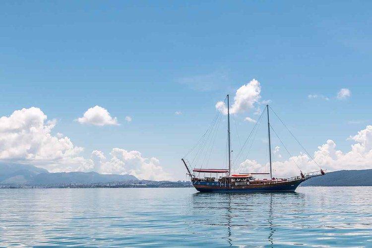Charter a 92' classic sailing yacht in Trogir, Croatia
