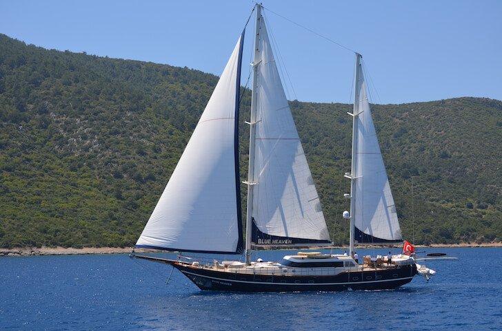 Boat for rent Custom 95.14 feet in Bodrum, Turkey