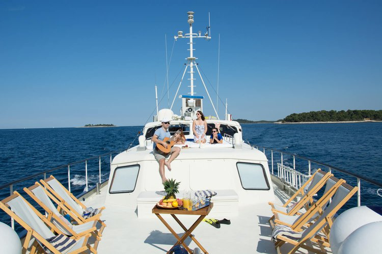 Boat for rent Custom 98.4 feet in Split,