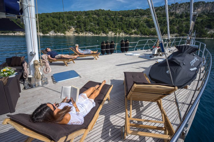 Boat rental in Split,