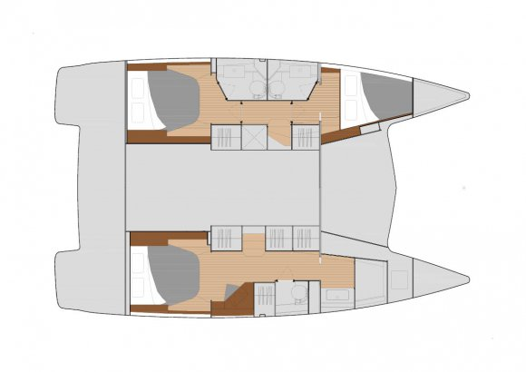 Fountaine Pajot's 40.0 feet in Annapolis