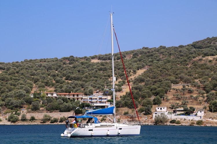 Jeanneau boat for rent in Alicante