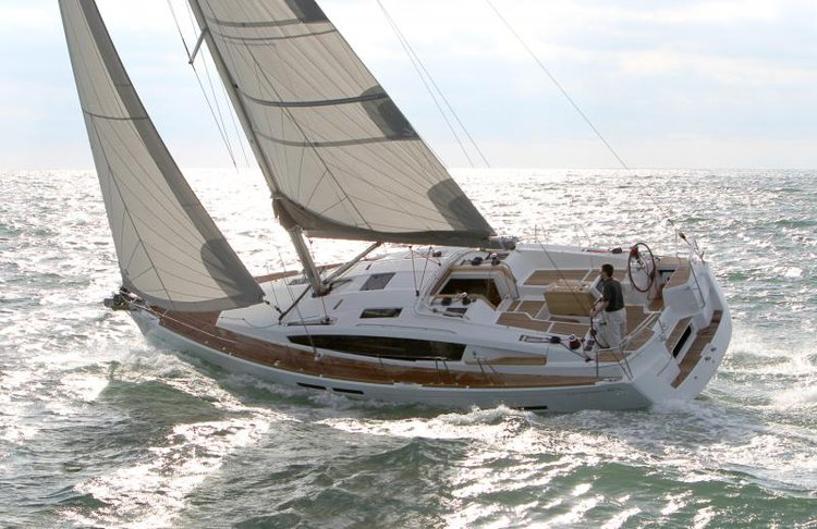 Rent a 41' Jeanneau Sun Odyssey in Annapolis, Maryland