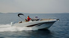 thumbnail-1 Atlantic Marine 22.0 feet, boat for rent in Trogir, HR