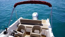 thumbnail-2 Atlantic Marine 22.0 feet, boat for rent in Trogir, HR