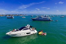 thumbnail-7 Azimut 44.1 feet, boat for rent in Key Biscayne, FL