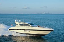72' Mangusta Maxi Open YCM Luxury Yacht for Charter in Miami, Bahamas, ...