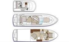 thumbnail-9 SeaRay 47.0 feet, boat for rent in Miami, FL