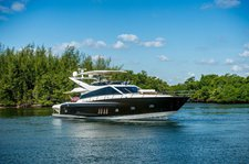 "Have an unforgettable experience aboard luxurios 78"" Motor Yacht"