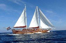 Explore Dubrovnik , Croatia onboard 108' classic sailing yacht