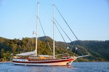 Enjoy Marmaris, Turkey aboard 112' classic sailing yacht