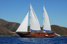 Indulge in luxury in Marmaris, Turkey aboard 115' classic sailing yacht