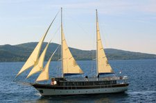 Fun in Sun onboard 115' classic sailing yacht in Split, Croatia