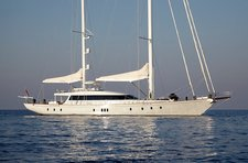 Climb 118' classic sailing yacht in Bodrum, Turkey