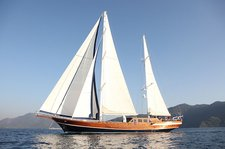 Cruise in Style in Croatia onboard 118' classic sailing yacht