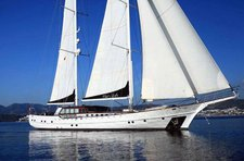 Enjoy cruising in Turkey aboard 125' classic sailing yacht