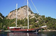 Have fun in Turkey aboard 128' classic sailing yacht