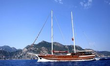 Have fun in Marmaris, turkey aboard 128' classic sailing yacht
