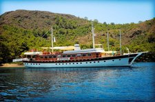 Set sail in Bodrum, Turkey aboard 135' classic sailing yacht