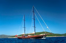 Explore Bodrum, Turkey aboard 141' classic sailing yacht