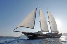 Indulge in luxury in Turkey aboard 141' classic sailing yacht