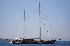 Enjoy sailing in Bodrum, Turkey aboard 154' classic sailing yacht