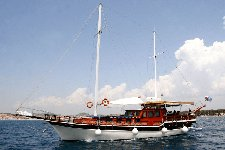 Charter this 59' classic sail boat in Split, Croatia