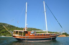 Explore Croatia onboard this 59' classic sailing yacht