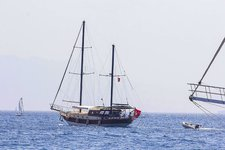 Indulge in luxury in Bodrum, Turkey aboard 62' classic sailing yacht