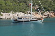 Awesome sailing yacht available for chater in Gocek, Turkey
