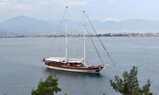 Have fun in Fethiye, Turkey aboard 72' classic sailing yacht