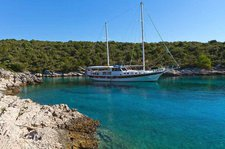 Have fun in Split, Croatia onboard  72' Classic sailing yacht