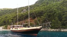 Enjoy sailing onboard 74' gulet in Split, Croatia