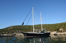 Have fun in Bodrum, Turkey aboard 79' Traditional Sailing Yacht