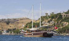 Enjoy your upcoming vacation in Turkey aboard 82' gulet
