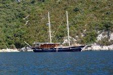 Explore Split, Croatia onboard 82' classic sailing yacht