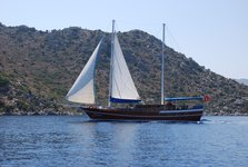 Make your vacation memorable onboard 85' classic sailing yacht
