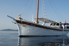Have fun in Split, Croatia onboard 86' classic sailing yacht