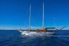 Climb aboard 89' classic sailing yacht to explore Croatia