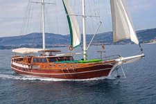 Experience heavenly in Croatia onboard 89' classic sailing yacht