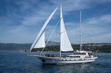 Have fun in Split, Croatia onboard 98' classic sailing yacht