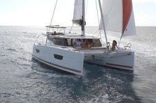 Indulge in luxury in Annapolis, Maryland onboard 40' cruising catamaran