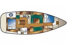 thumbnail-12 Hunter 41.0 feet, boat for rent in Marina del Rey, CA