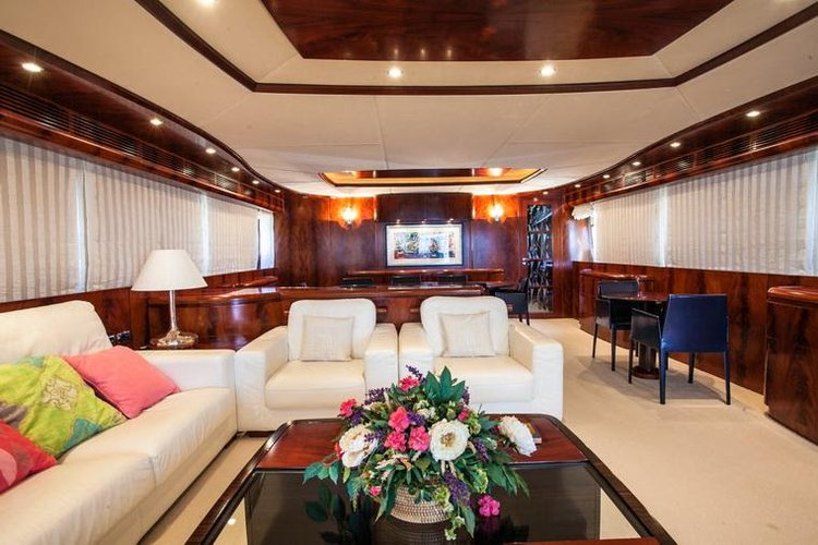 Boat for rent Astondoa 102.0 feet in Phuket, Thailand