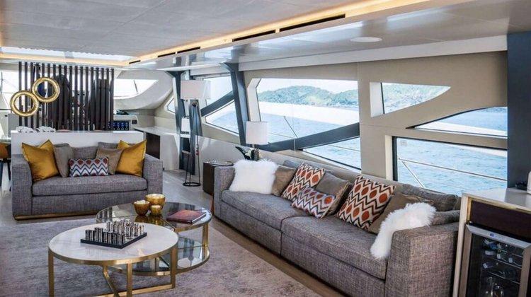 Boat for rent Custom 106.0 feet in Phuket,