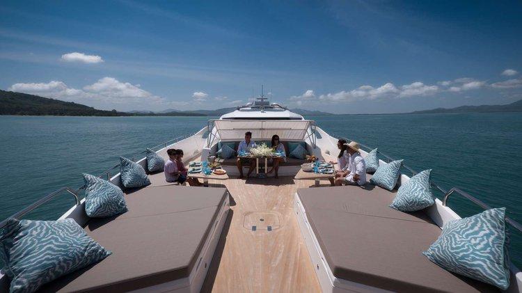 Boat for rent Custom 106.0 feet in Phuket, Thailand