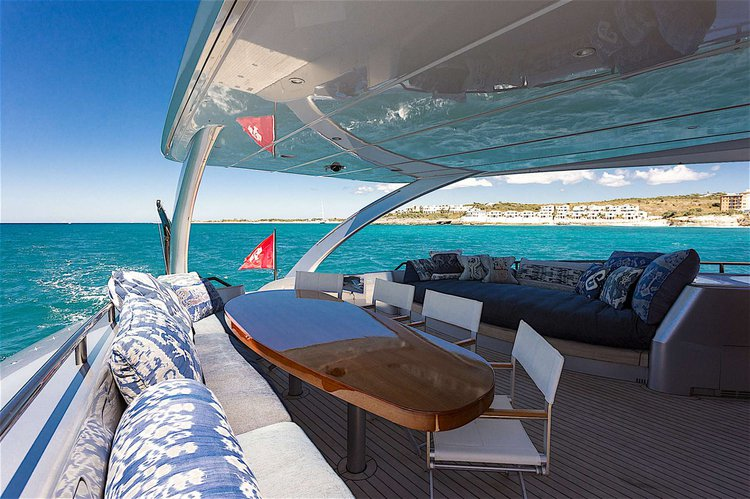 Boating is fun with a Motor yacht in St. John
