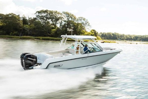 28' Boston Whaler available for charter in Phuket, Thailand
