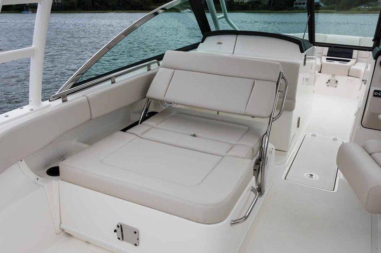 Cuddy cabin boat rental in Ao Poh Grand Marina,
