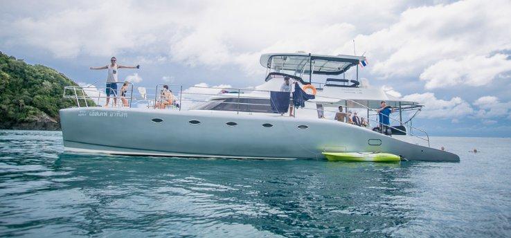 Custom's 48.0 feet in Phuket